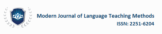 Modern Journal of Language Teaching Methods (MJLTM)